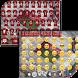 Manchester Keyboard Emoji by Zach Payne