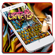 Flashy Street graffiti theme by Echo Keyboard Theme
