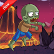 Zombie Runner Plants by AyoubiApps