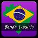 Banda Luxúria Letras by Andrea Fabian