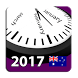 2016 Aussie Calendar NoAds by Rhappsody Technologies