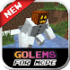 Golems Mod for MCPE by Yupa Dev