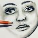 pencil sketch photo draw by samoapp