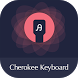 Cherokee Keyboard by RPS Soft Keyboard