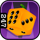 Halloween Backgammon by 24/7 Games llc
