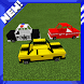 Cars Minecraft mod by Allureapps