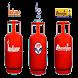 LPG Gas Booking Online App by PCBA Tools