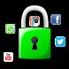 AppLock WhatsApp Facebook Instagram Free by H&K WEB