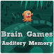 Brain games - Auditory Memory by TTA Games