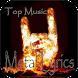 Heavy Metal Lyrics Genre by APP FREE TECH