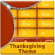 Thanksgiving Dialer Theme by Dialer Themes