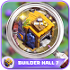 Builder hall 7 Base for Clash of clans 2017 by AppOfDesign