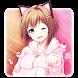 Anime Girl Wallpaper by Wallpaper Lock Screen