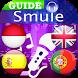 Tips Smule Sing Karaoke Video by Haikal Corporation