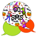 GO SMS - Tricky Treats by SCSCreations