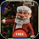 Santa Claus 3D Live Wallpaper by Phone Decoration