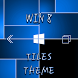 Win8 Blue Tiles XZ Theme by Arjun Arora
