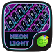 Neon Lights GO Keyboard Theme by Theme2016
