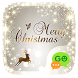 FREE-GOSMS BLING XMAS THEME by ZT.art