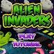 Alien Invaders by Kauna