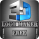 3D Logo & Tattoo Maker Free by Eagles Star
