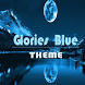 eXperianz Theme - Glories Blue by Yoh Ching