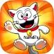Nandi's Jumpy Cat by Nandan Pandya