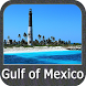 Gulf of Mexico nautical charts by FLYTOMAP