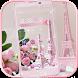 Pink Rose Eiffel Tower Theme by Wonderful DIY Studio