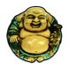 Laughing Buddha Clock Widget by SCCAL