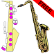 Saxophone Fingering Chart by AndroidAddict