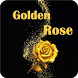 Golden Rose Theme For Applock by Unique Theme