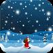 Santa On the Way(GetJar) theme by icemark