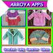 Crochet Baby Sweater Ideas by Arroya Apps
