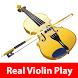 Real Violin Play by Bedir Yazılım