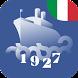 Ferragamo: 1927 il ritorno in Italia - ITA by D'Uva s.r.l.