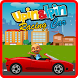Upin Racing Car Ipin by Idaman Dev