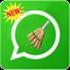 Cleaner Whatsapp New by Devone