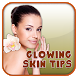 Glowing Skin Tips by DHMobiApp