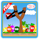 Fruit Wars by Tekxudus Mobile Games