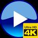 4K Ultra HD Video Player Free by Mons Wedazu NY