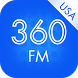 360FM Radio USA by App 360 Studio