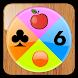 لعبة الذاكرة ارقام و اشكال by Synoos | سينوس : تطبيقات تعليمية للاطفال