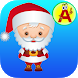 Toddlers Christmas ABC Phonics by AbiTalk
