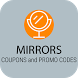 Mirrors Coupons - I'm In! by ImIn Marketer