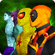 Multi Incredible Super Monster Heroes: Crime City by Appitix