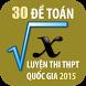 30 đề toán luyện thi THPT 2015 by Cty EDC - Nhà xuất bản Giáo dục Việt Nam