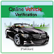 Vehicle Verification online by ITZ-Solutions