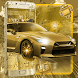 Gold Luxury Car Theme