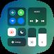 Control Center iOS 11 - Phone X Control Panel by Lomo Studio